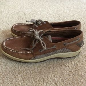 Sperry Billfish 3-eye boat shoe 8.5